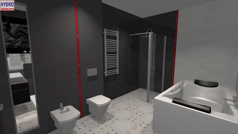 Projekty łazienek Hydro Instal Zamość